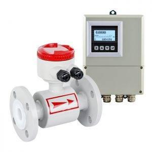 Caudalímetros electromagnético para líquidos